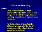 distance learning33