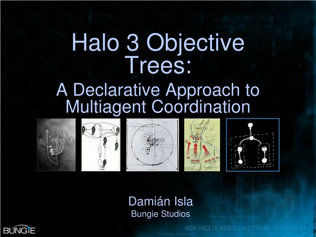 halo 3 objective trees a declarative approach to multiagent coordination l.