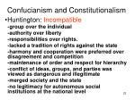 confucianism and constitutionalism