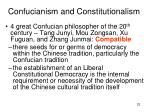 confucianism and constitutionalism23