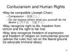 confucianism and human rights28