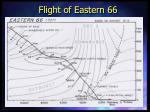 flight of eastern 66