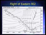 flight of eastern 902