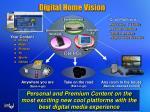 digital home vision
