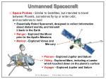 unmanned spacecraft4