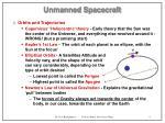 unmanned spacecraft6