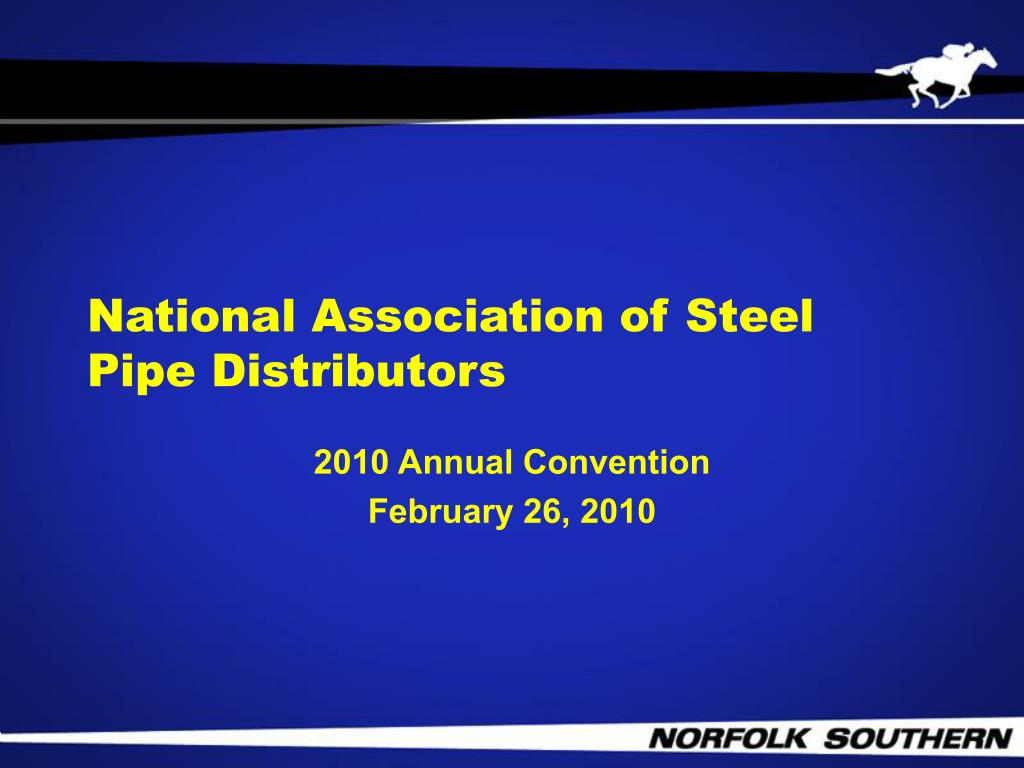 national association of steel pipe distributors l.