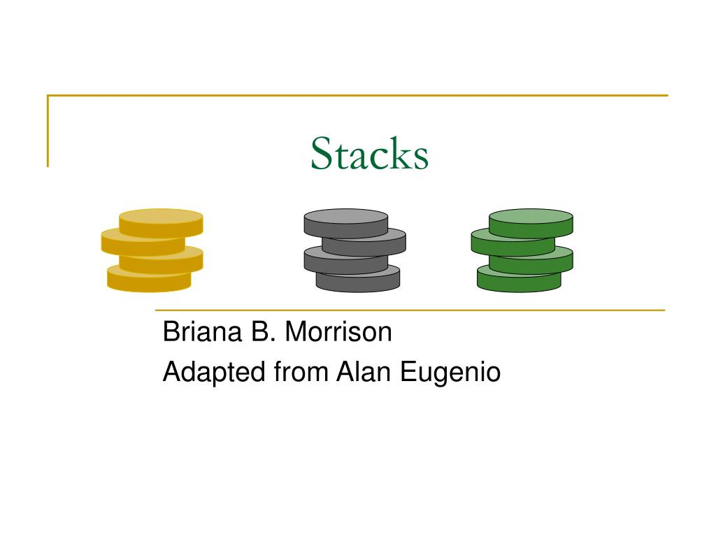 stacks l.