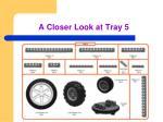 a closer look at tray 5