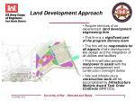 land development approach