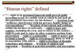 human rights defined4