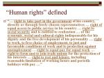 human rights defined5