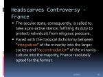 headscarves controversy france35