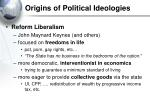 origins of political ideologies52