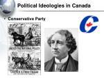 political ideologies in canada44