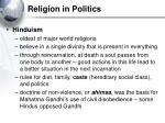 religion in politics24