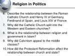 religion in politics38