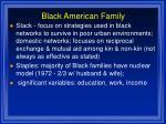 black american family77