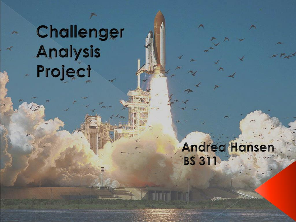 challenger analysis project l.