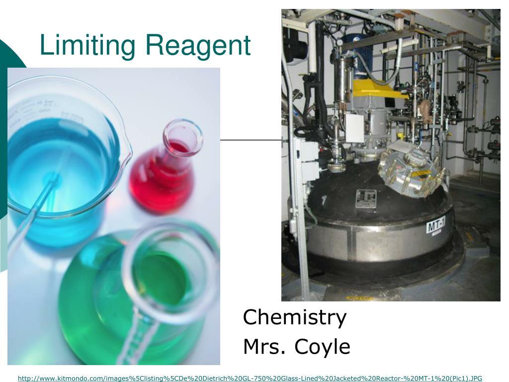 limiting reagent l.