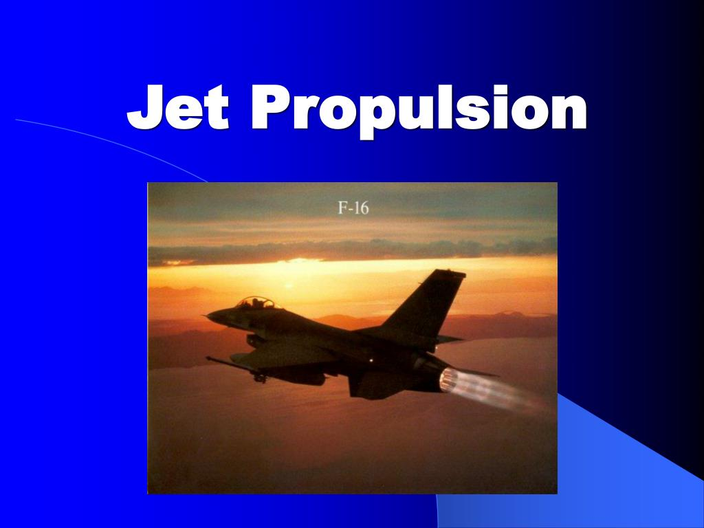 jet propulsion l.