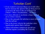 turbofan cont