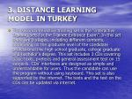 3 distance learning model in turkey25