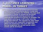 3 distance learning model in turkey27