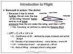 introduction to flight5
