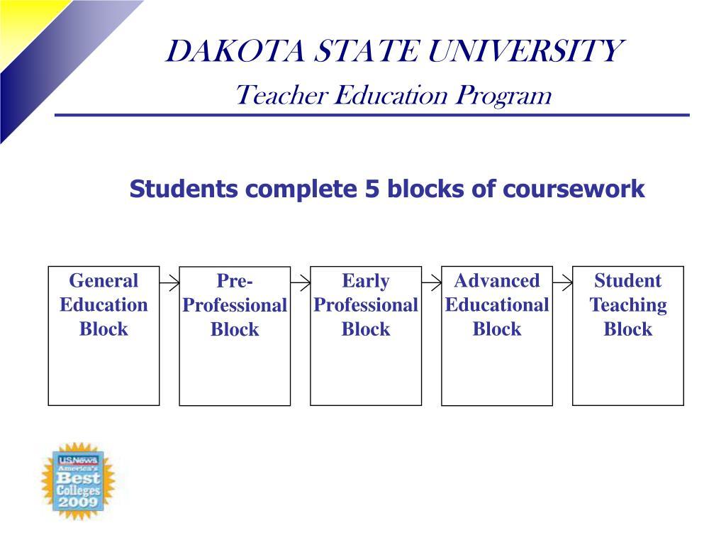 General Education Block