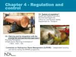 chapter 4 regulation and control