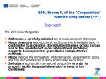 ssh theme 8 of the cooperation specific programme fp7