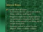 interest rates28