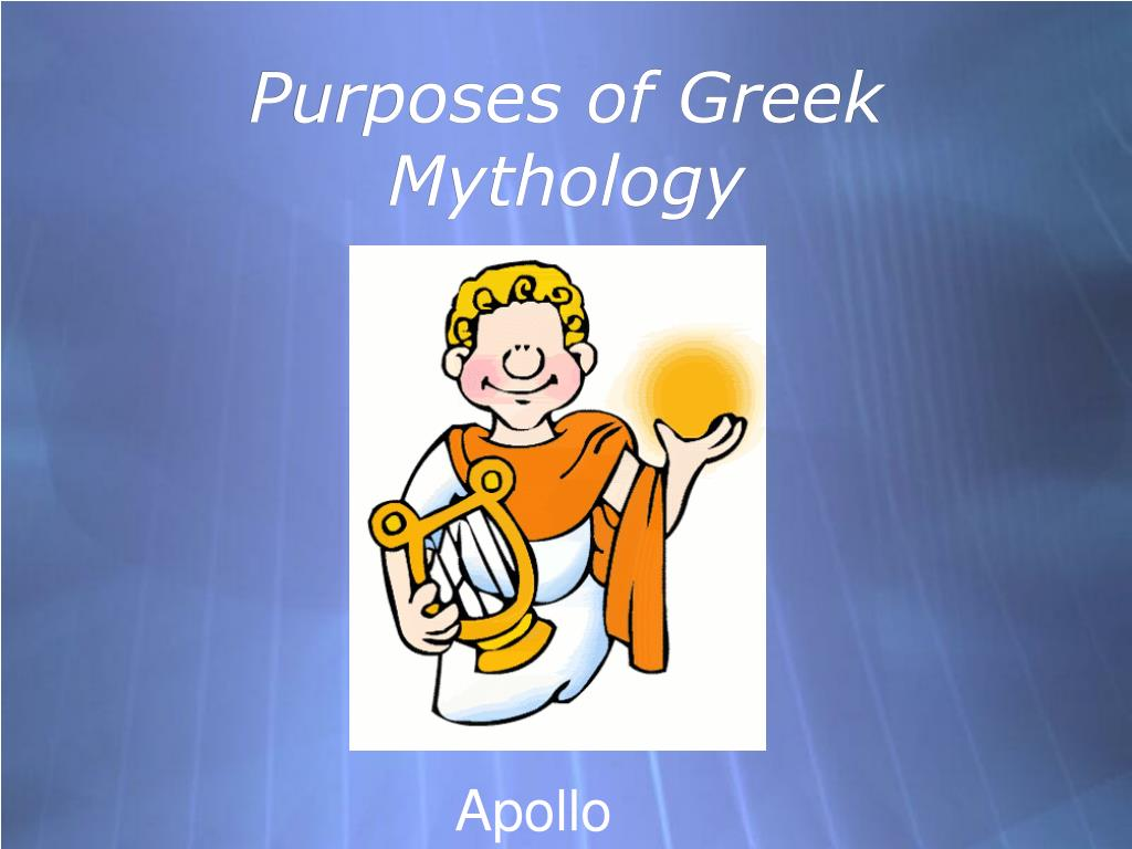 purposes of greek mythology l.