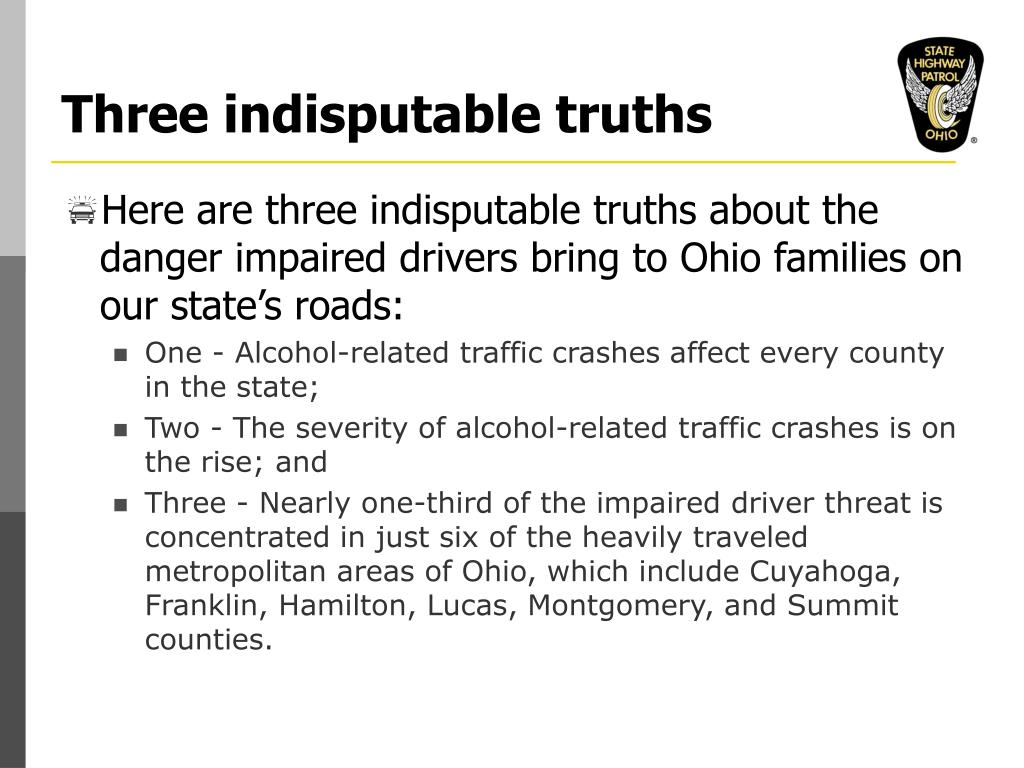 six causes of impaired driving One in six washington drivers involved in fatal crashes in 2014 had recently used marijuana cannabis impaired driving causes of crashes.