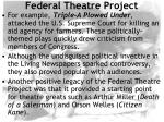 federal theatre project25