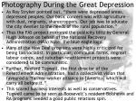 photography during the great depression14