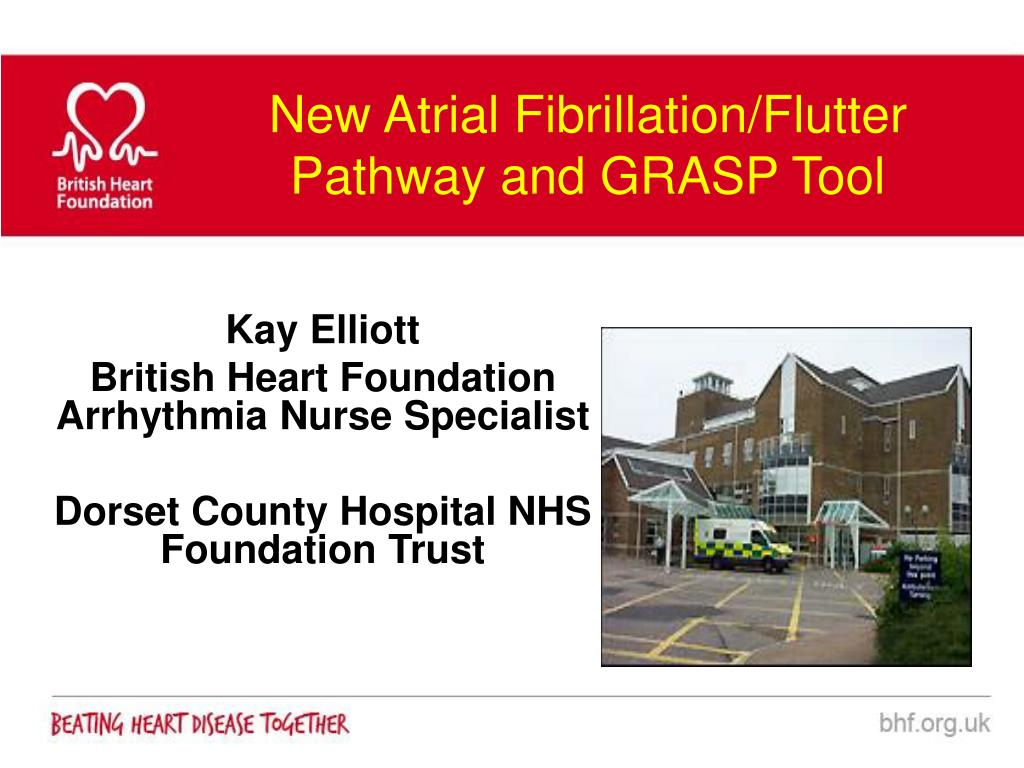 new atrial fibrillation flutter pathway and grasp tool l.