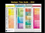 geologic time scale gsa