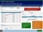 usda advantage www usdaadvantage gsa gov21