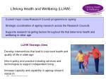 lifelong health and wellbeing llhw