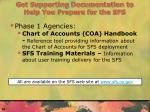 get supporting documentation to help you prepare for the sfs14