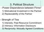 3 political structure