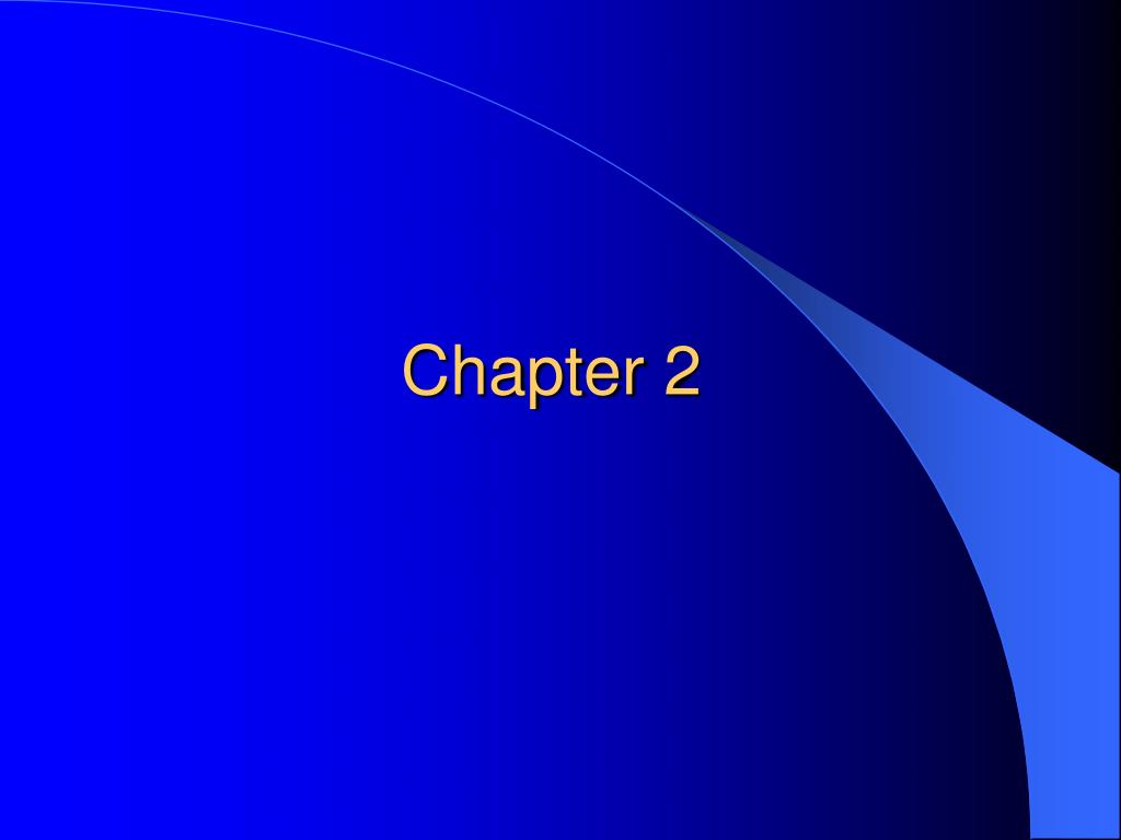 chapter 2 l.