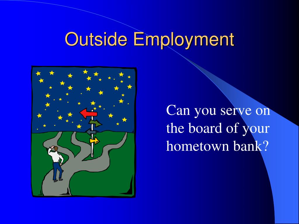 Outside Employment