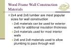 wood frame wall construction materials3