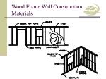 wood frame wall construction materials4