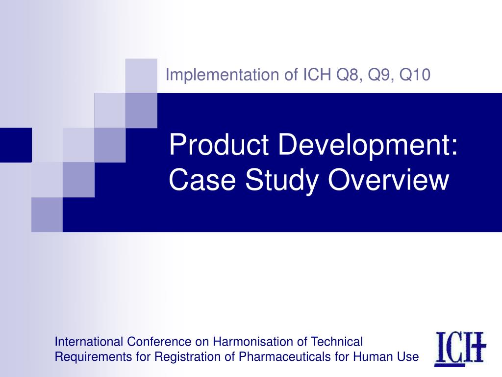 product development case study overview l.