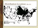 distribution locations may 06