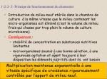 1 2 2 2 principe de fonctionnement du chemostat